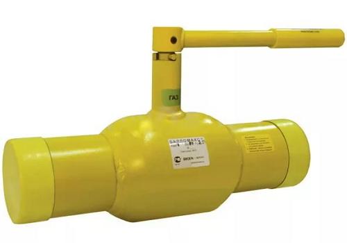 кран шаровой газовый ballomax